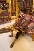 Photo: Weaving in Peru