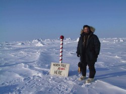 Photo: North Pole