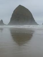 Photo: Haystack Rock