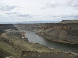 Photo: Swan Falls Dam, Idaho