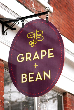 Photo: Grape & Bean