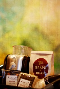 Photo: Coffee products
