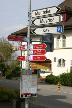 Photo: Signposts