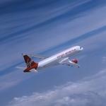 Photo: Virgin plane