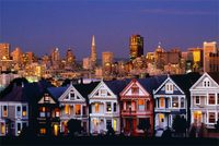 Photo: San Francisco Painted Ladies