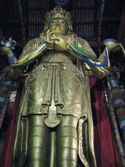 Photo: Janraisig Statue