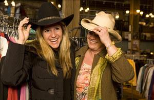 Photo: Cowboy Hats in Denver