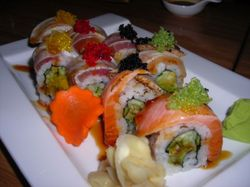 Photo: Tataki roll