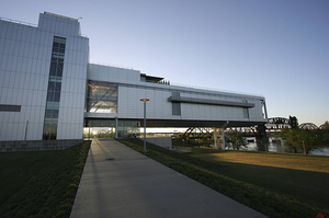 Photo: Clinton Library