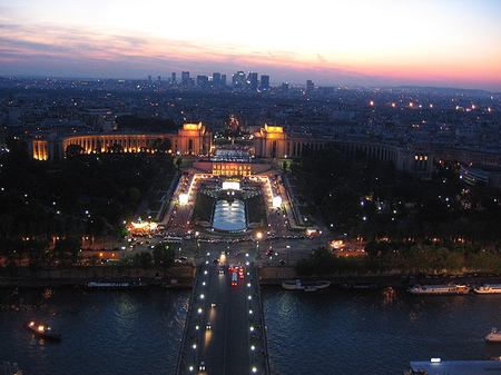 Photo: Paris view