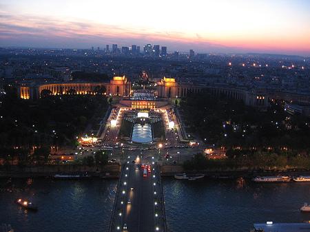 Photo: Paris view