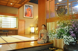 Photo: Japanese ryokan