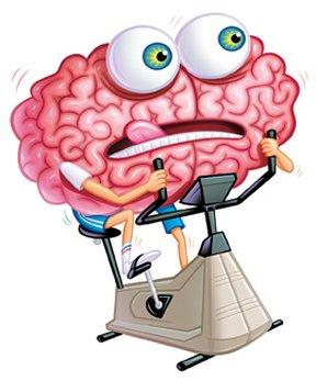 Illustration: Brain exercises