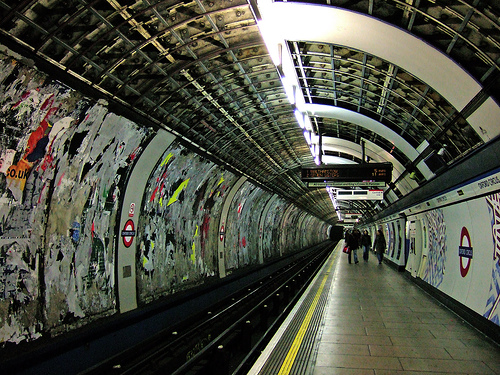 Photo: London Underground
