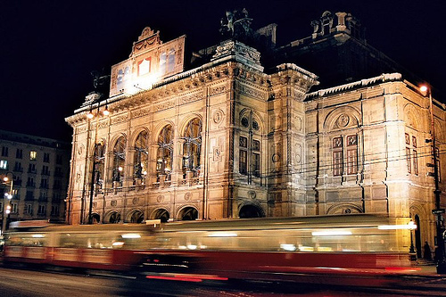 Photo: Vienna Opera House
