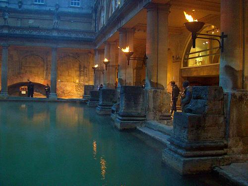 Photo: Bath, England