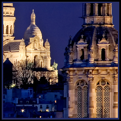 Photo: Sacre-Coeur, Paris