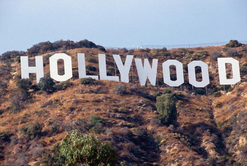 Photo: Hollywood sign