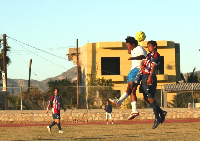 Photo: Soccer match