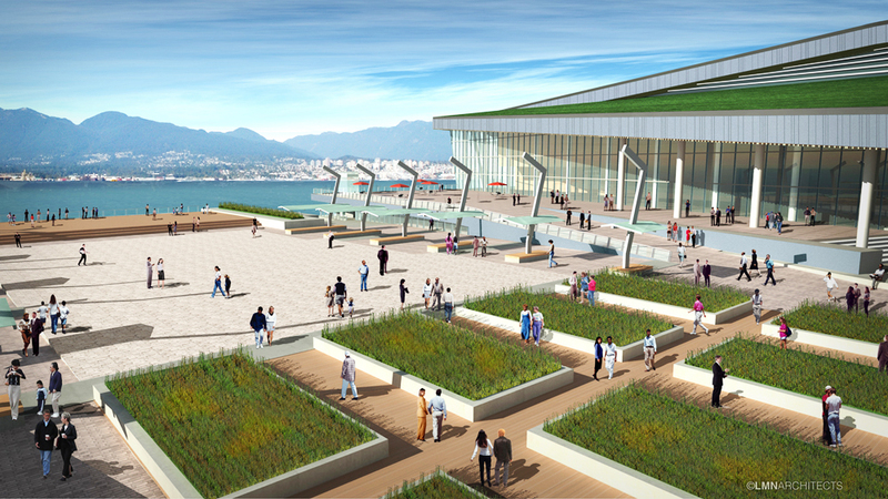 Photo: Vancouver Convention & Exhibition Center