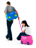 Photo: Trunki in tow