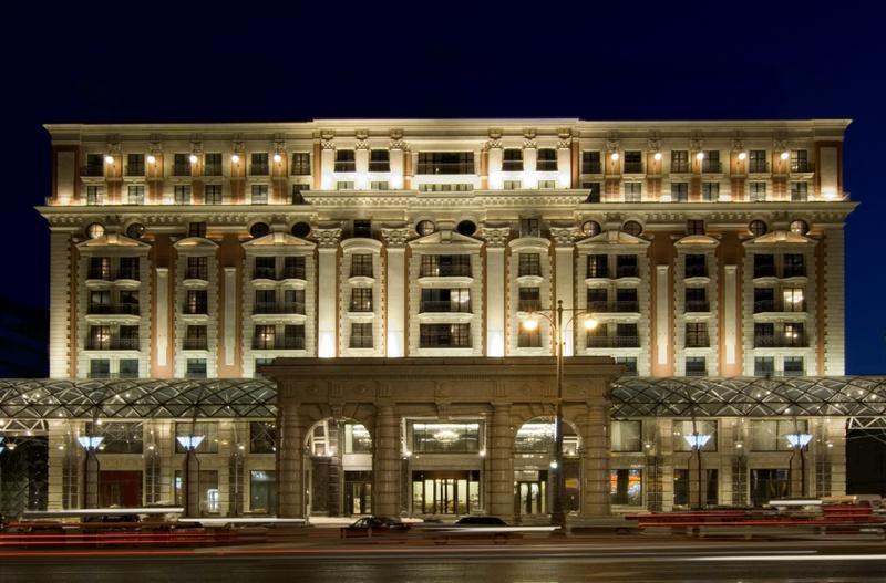Photo: Ritz-Carlton, Moscow