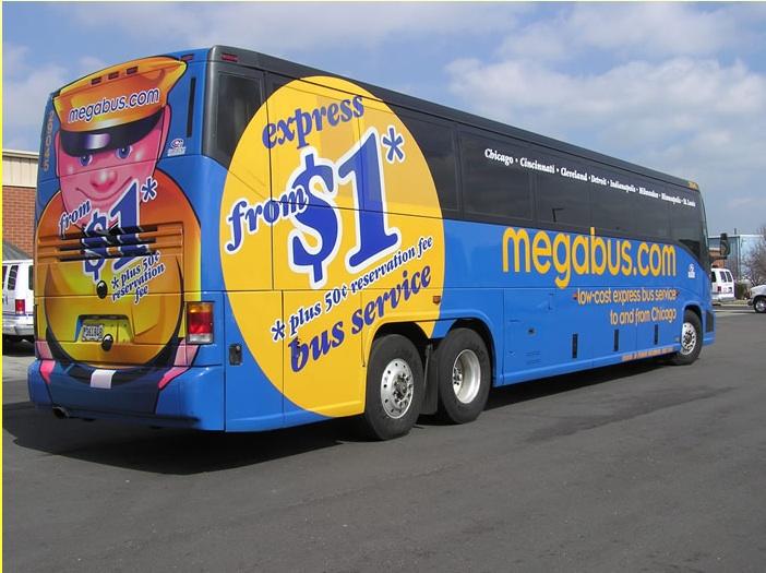 Photo: MegaBus