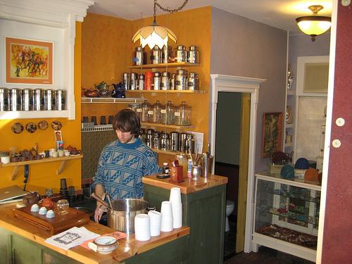 Photo: Random Tea Room, Philadelphia