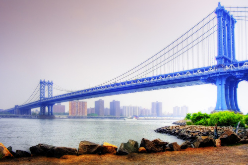 Photo: Manhattan Bridge
