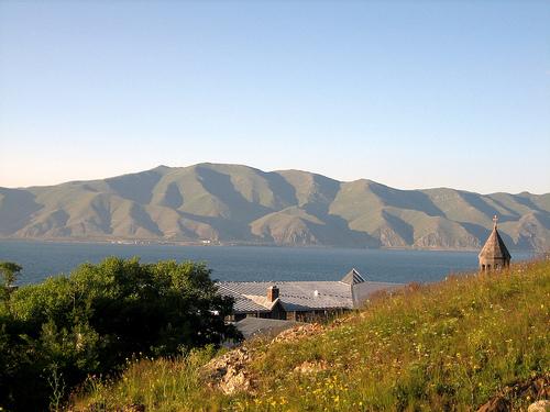 Photo: Lake Sevan, Armenia