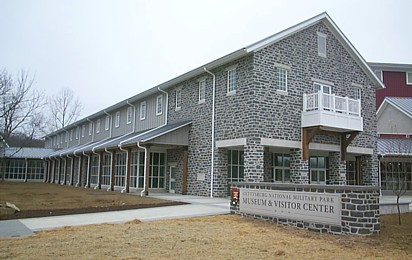 Photo: Gettysburg Museum and Visitor Center