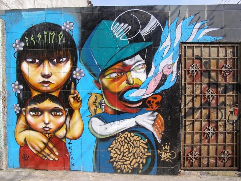 Graffitilima