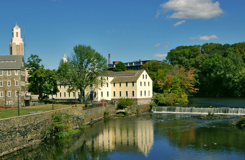 Photo: Slater Mill