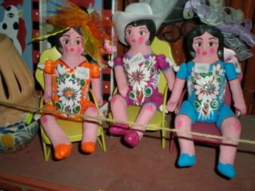 Photo: Mexican dolls