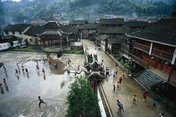 Photo: Dimen Village