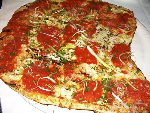 Photo: Al Forno pizza
