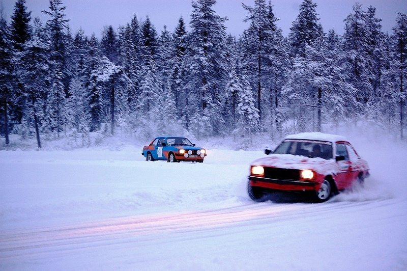 Photo: Arctic Racing