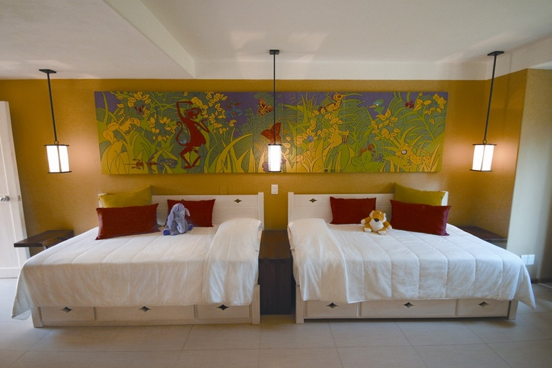 Photo: Club Med Ixtapa kids room
