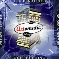 Photo: Artomatic logo