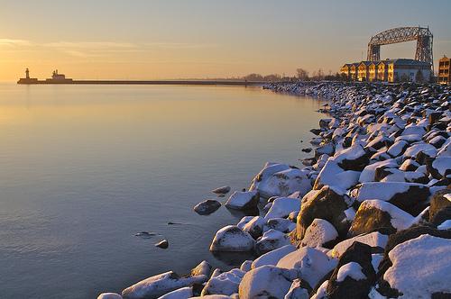 Photo: Duluth, Minnesota