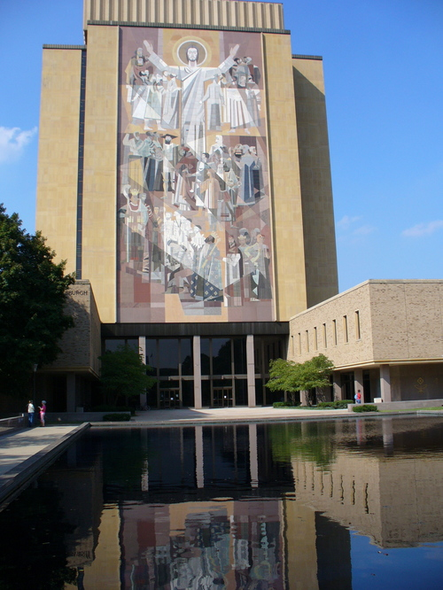 Photo: Touchdown Jesus