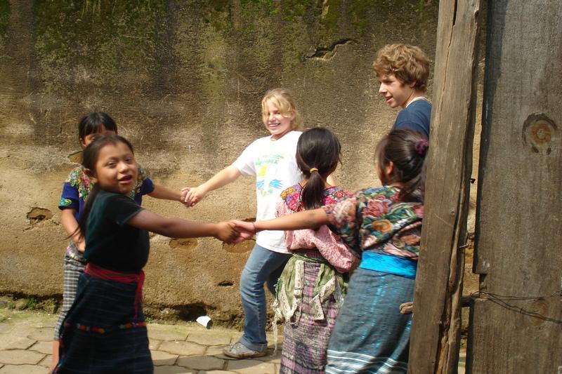 Photo: Voluntourism in Guatemala