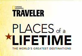 Places of a Lifetime