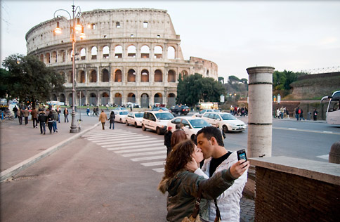 Photo: Rome Colosseum