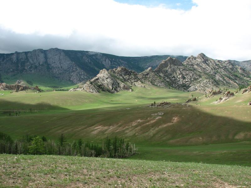 Photo: Mongolia