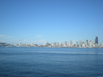 Photo: Seattle skyline