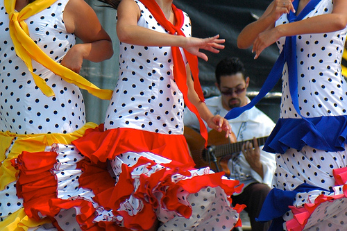 Photo: Santa Barbara Fiesta