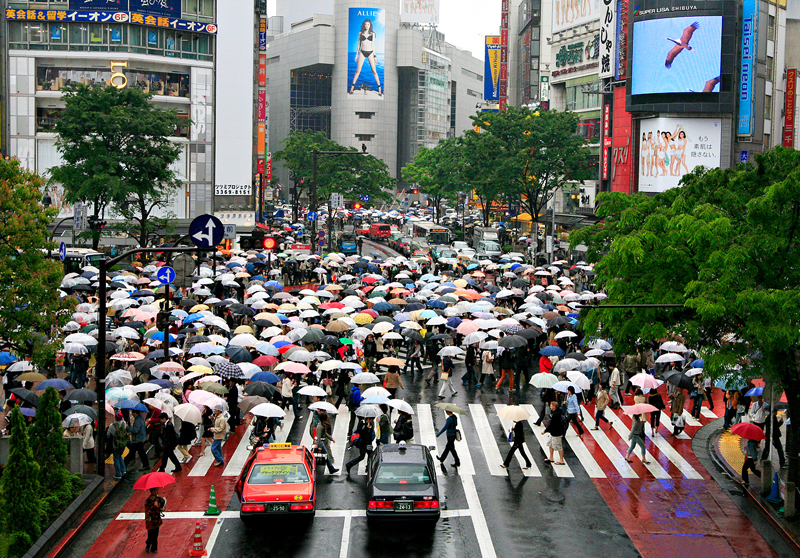 Photo: Shibuya Station, Tokyo