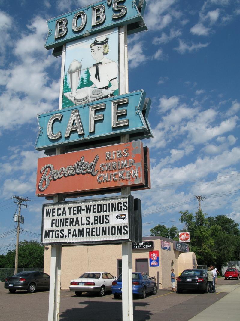 Photo: Bob's Cafe