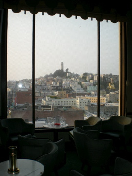 Photo: View of Coit Tower